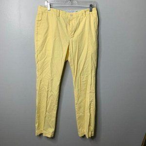 Vineyard Vines Yellow Chino Pants
